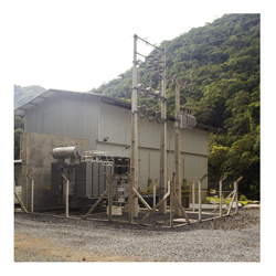 PCH Itapocuzinho Jaraguá do Sul Santa Catarina Progressul Sistemas de Energia
